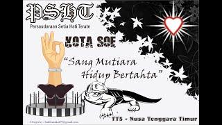 Lirik Lagu PSHT terbaru_ PSHT SOE TTS Nusa Tenggara Timur (NTT)