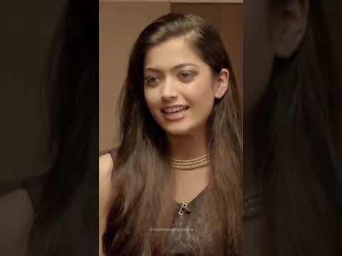 Download #short Rashmika Mandanna talking about Akshay Kumar and Rana Dagubatti