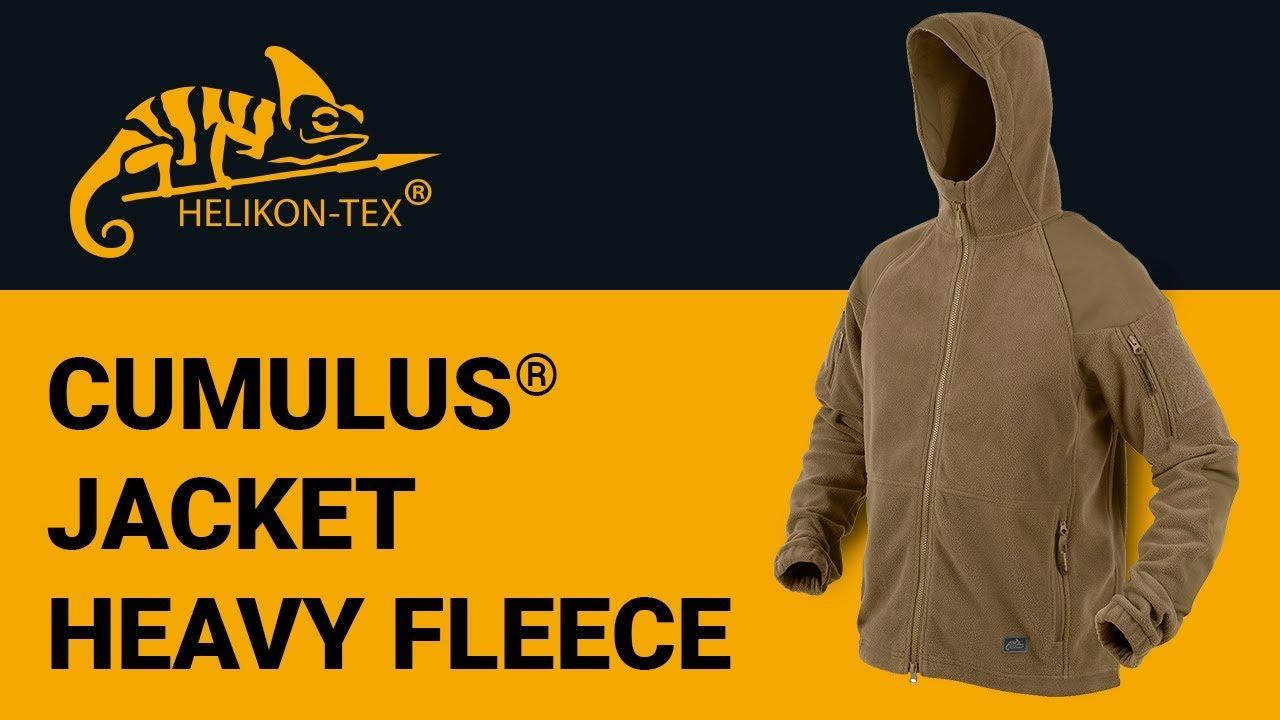 Afbeeldingsresultaat voor CUMULUS® Jacket - Heavy Fleece