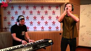 "Josef Salvat en live dans Le Lab Virgin Radio ""Open Season"""