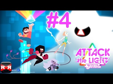 Attack the Light - Steven Universe Light RPG (By Cartoon Network) - iOS / Android - Gameplay Part 4