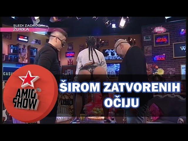 Širom Zatvorenih Očiju - Ami G Show S11 - E02