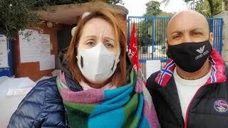 """Presidio oss Brindisi:""""Abbiamo rischiato la vita ora ci mandano via"""""""