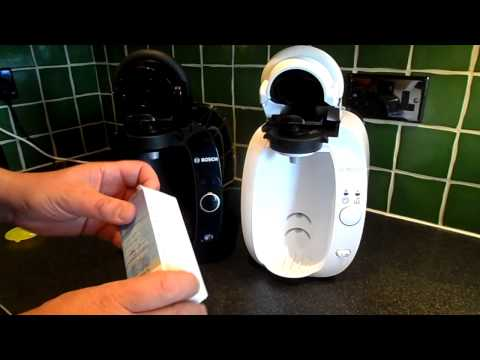 How to Clean & Descale Bosch Tassimo Coffee maker and get it ready for the best coffee in The world