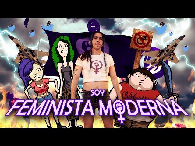 Este vídeo que parodia a las feministas radicales arrasa en las redes sociales