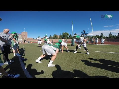 UND Football - Leave No Doubt - Day 1