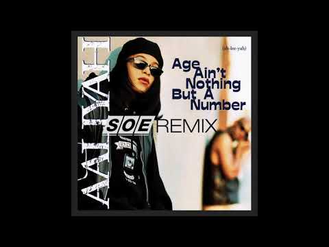 Aaliyah - Age aint nothing but a number remix (feat Ateyaba)