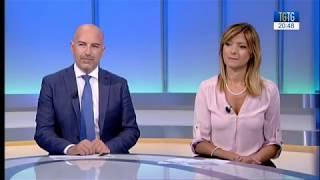 Antonella Guido e Marco Magheri ospiti a TGtg puntata del 20 giugno