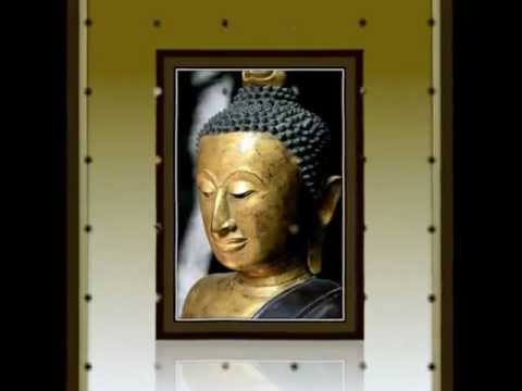 Antique Buddha Sculpture - AB.wmv