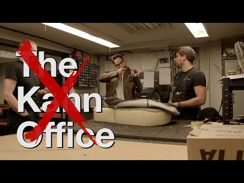 The Kahn Office  Deleted Scenes Part 1
