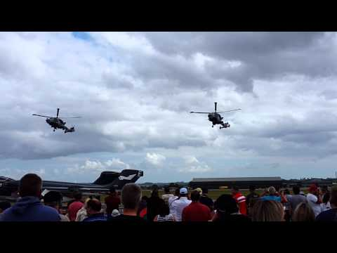Maritime Role Demo - 815 Naval Air Squadron