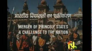 Merger of the princely states