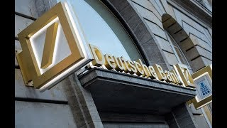 Deutsche Bank cutting 18,000 jobs in major restructuring