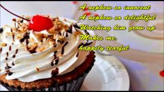Video Happy birthday best wishes to Nephew, SMS, Quotes, message, greetings to Nephew download MP3, 3GP, MP4, WEBM, AVI, FLV Agustus 2018