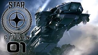 Thumbnail für das Star Citizen Let's Play