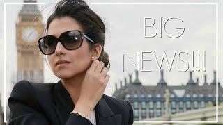 BIG NEWS + HUGE 10K GIVEAWAY | Exciting Announcement | JASMINA PURI