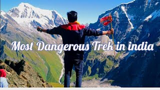 Way to go Mysterious Lake Roopkund [One of the dangerous Treks in India] | Junargali top 16200ft💪💪