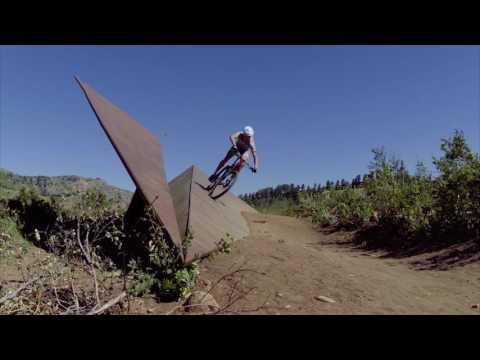 Cycling Powder Mountain