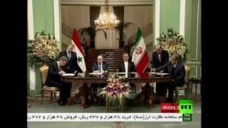 دمشق وطهران تعززان علاقاتهما بـ5 عقود جديدة