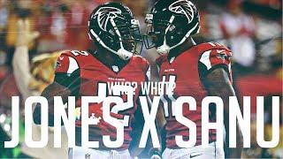 "Julio Jones & Mohamed Sanu - ""WHO? WHAT?"" Official Mix Ft Travis Scott"