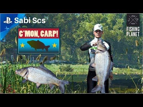 Fishing planet ps4 C'mon Carp Competition