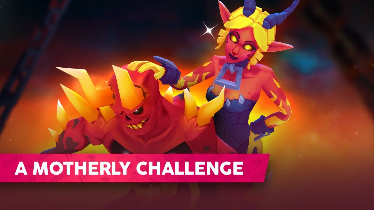 A Motherly Challenge | FRAG Memo