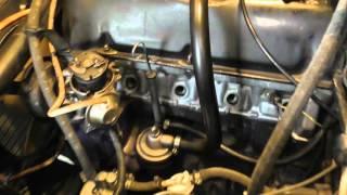 Пропуски воспламенения на карбюраторном автомобиле ВАЗ 2107