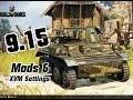 9.15 Mods & XVM Settings - It's Beautiful || World of Tanks