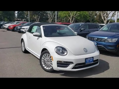 2019 Volkswagen BEETLE Final Edition SE San Jose Sunnyvale Hayward Redwood City Cupertino