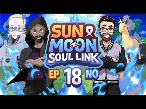 TAKING RISKS! Pokémon Sun & Moon Soul Link Randomized Nuzlocke w/ TheKingNappy Ep 18