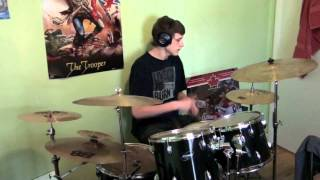 Kevin Russell | The Misfits- Dust To Dust | Drum cover.