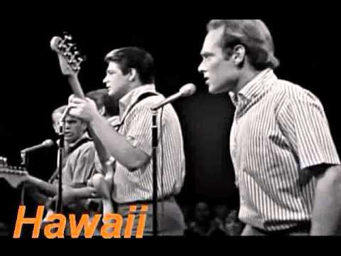 Beach Boys Hawaii San Francisco 1963