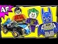 BATMAN Defend the Batcave 10672 Lego Juniors Stop Motion Build Review MP3