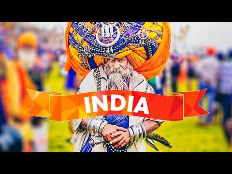 Индия. Трущобы Дели.