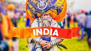 Индия. Трущобы Дели. Дорога в ГОА