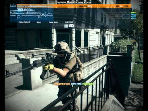 bf3 how to get claymore kills