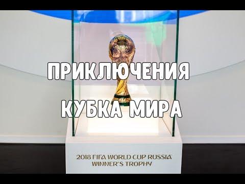 Чемпионат мира по футболу. История Кубка мира по футболу