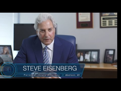 Steve Eisenberg Personal Injury Attorney Madison WI