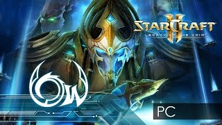 Bemutatjuk: Starcraft 2 Legacy of the Void | PC