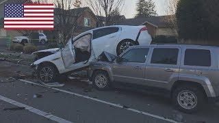 Car Crash Compilation #16 - May 2019 - USA & EUROPE