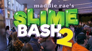 Worlds Largest Slime Convention and Slime Making Championship - Slime Bash 2 - Oct 27, 2018