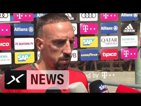Franck Ribery über