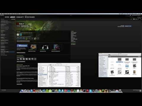 HOW TO FIX STEAM CONNECTION ERROR! MAC 2013!!!
