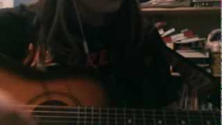 Little Things Guitar Cover