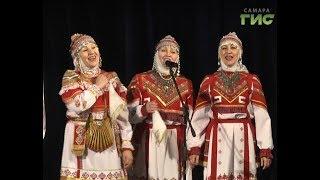 """Во всем своем великолепии в Самаре прошел фестиваль чувашской культуры """"Кер Сари"""""""