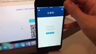 Создание Биткоин/Bitcoin кошелька Blockchain info_подробная инструкция_12.07.2017