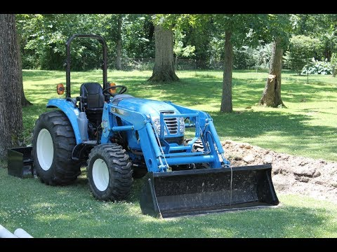LS XR4046 Tractor Review