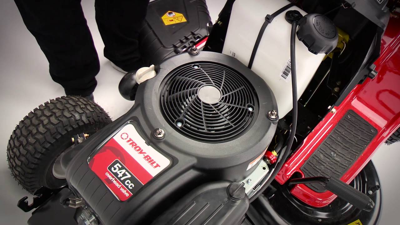 Reasons Why Your Riding Mower Won't Start | Get Running with