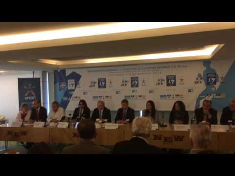 Athens Marathon Press Conf - Ilias Psinakis