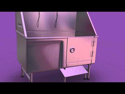 Hydraulic Bathing Tub Funnydog Tv